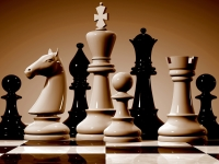 """Play chess, not checkers"" with your sports business career"